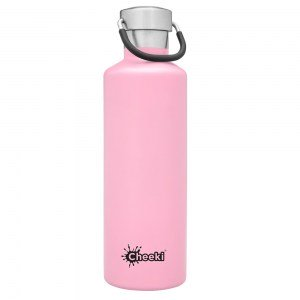 600ml-Insulated-Classic-Pink-Front